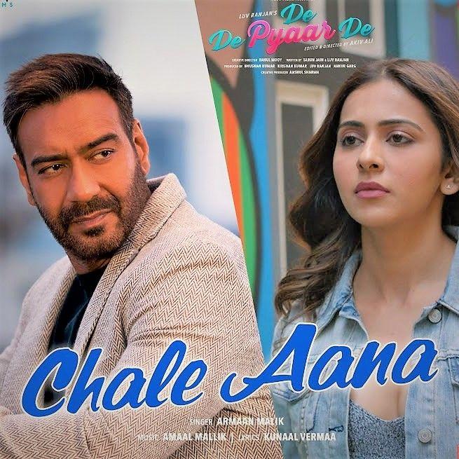 Armaan Malik – Chale Aana Lyrics