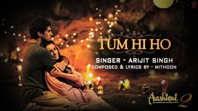 Arijit Singh – Tum Hi Ho Lyrics
