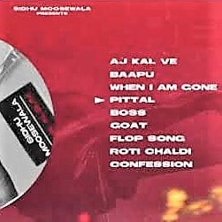 Aaj Kal ve lyrics sidhu moose wala