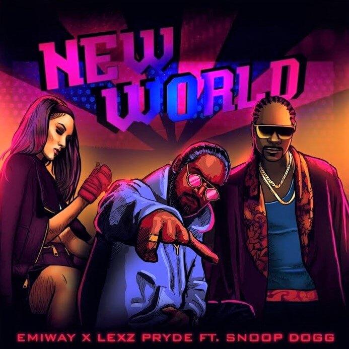 Emiway Bantai – New World