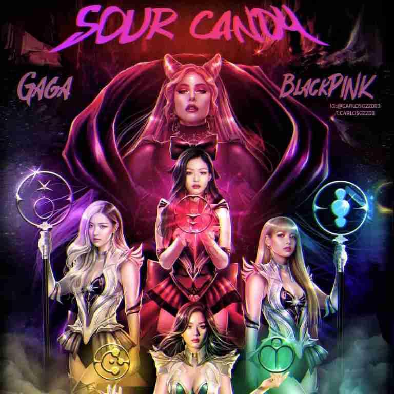 Sour Candy – Lady Gaga