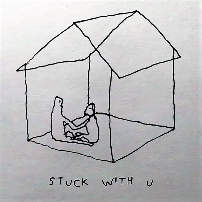 Ariana Grande & Justin Bieber – Stuck with U