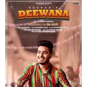 Deewana Lyrics Raunaq