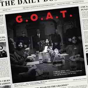 G.O.A.T. Lyrics Diljit Dosanjh