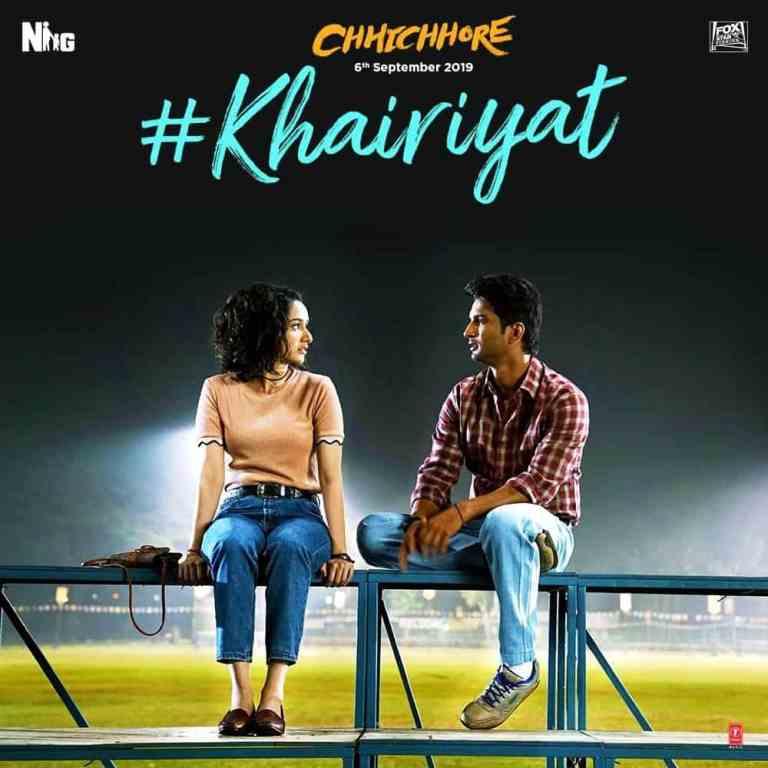 Khairiyat – Arijit Singh