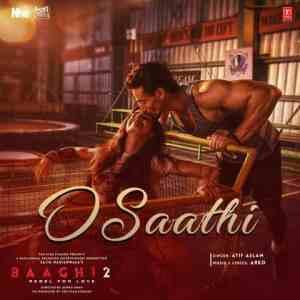 O Saathi Lyrics In Hindi Atif Aslam Payal Dev