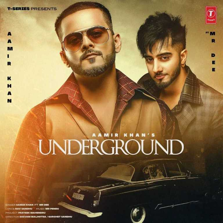 Underground Lyrics Aamir khan Mr Dee