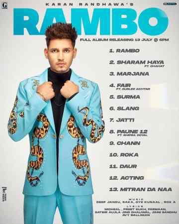 Rambo Karan Randhawa