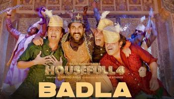 Badla Lyrics - Housefull 4 | Akshay Kumar, Riteish Deshmukh, Bobby Deol, Kriti Sanon, Pooja Hegde, Kriti Kharbanda, Danish Sabri, Farhad Samji