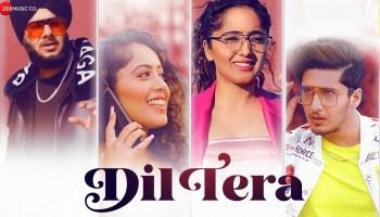 Dil Tera Lyrics - Harshdeep Singh | Bhavin Bhanushali, Chinki Minki, Yaar