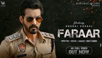 Faraar Lyrics - Anuraj Chahal | Inder Pandori