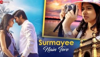 Surmayee Nain Tere Lyrics - Sonu Singh | Sandesh Gour, Sheetal Tiwari