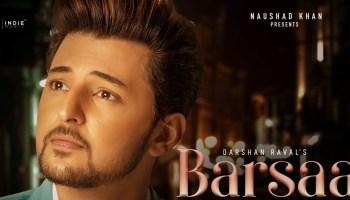 Barsaat Lyrics - Judaiyaan | Darshan Raval