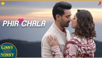 Phir Chala Lyrics - Ginny Weds Sunny | Jubin Nautiyal, Yami Gautam, Vikrant Massey