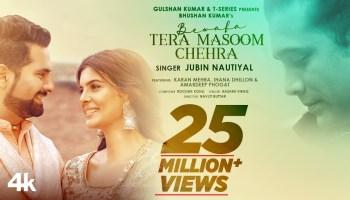 Bewafa Tera Masoom Chehra Lyrics - Jubin Nautiyal | Rochak Kohli