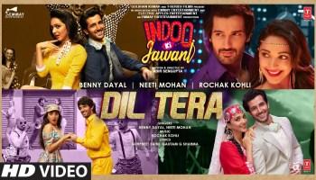 Dil Tera Lyrics - Indoo Ki Jawani | Benny Dayal, Neeti Mohan