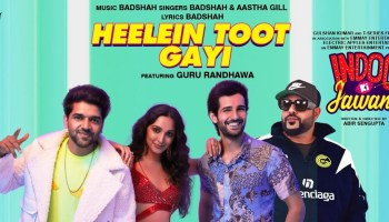 Heelein Toot Gayi Lyrics - Indoo Ki Jawani | Badshah, Aastha Gill