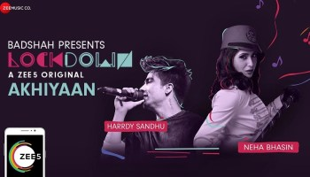 Akhiyaan Lyrics - Lockdown | Neha Bhasin, Harrdy Sandhu