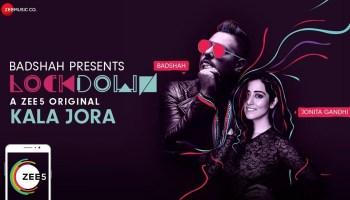 Kala Jora Lyrics - Lockdown | Jonita Gandhi, Badshah