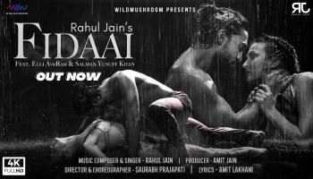 Fidaai Lyrics - Rahul Jain | Elli Avram, Salman Yusuf Khan