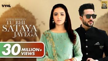 Tu Bhi Sataya Jayega Lyrics - Vishal Mishra | Aly Goni, Jasmin Bhasin