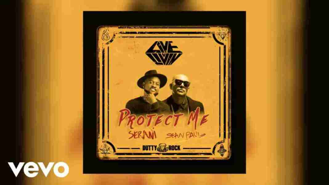 SEAN PAUL x SERANI » PROTECT ME LYRICS » Lyrics Over A2z