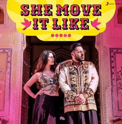 She Move It Like (Lyrics) - Badshah