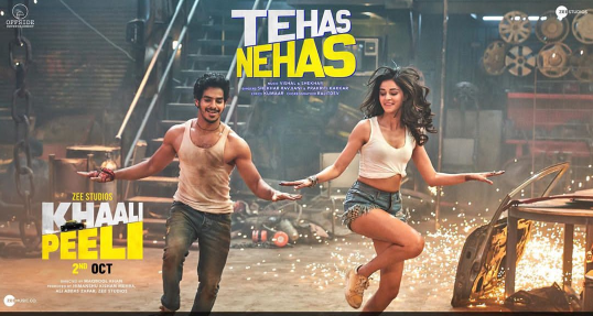 Tehes Nehes Lyrics - Khaali Peeli