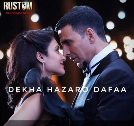 Delha Hazaro Dafaa Lyrics - Rustom