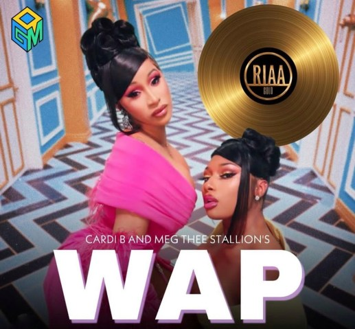 WAP LYRICS - CARDI B FT. MEGAN THEE STALLION