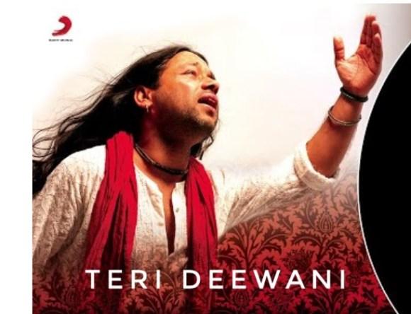 Teri Deewani Lyrics - Kailash Kher
