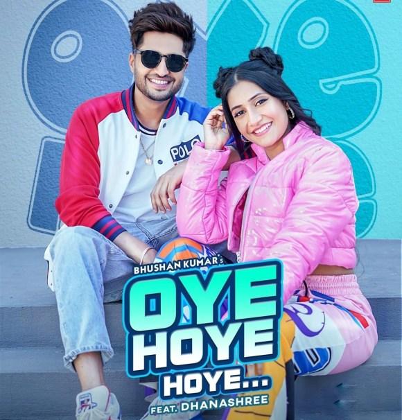 Oye Hoye Hoye Lyrics - Jassie Gill ft. Dhanashree