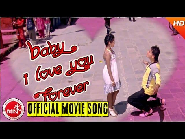 Deepak Limbu | Baby i love you forever Nepali songs lyrics