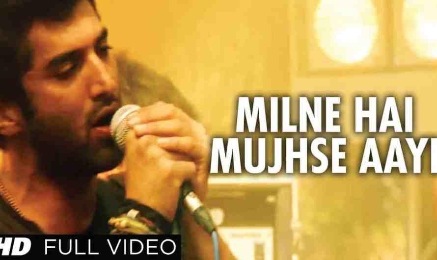 Arijit Singh   Milne hai mujhse aayi lyrics   आशिकी 2