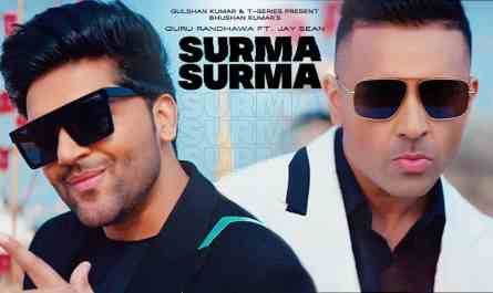 Surma Surma lyrics in Hindi | Guru Randhawa