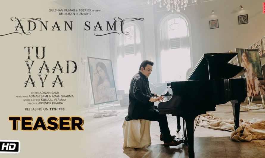 तू याद आया लिरिक्स   Adnan Sami   Tu Yaad Aya Lyrics