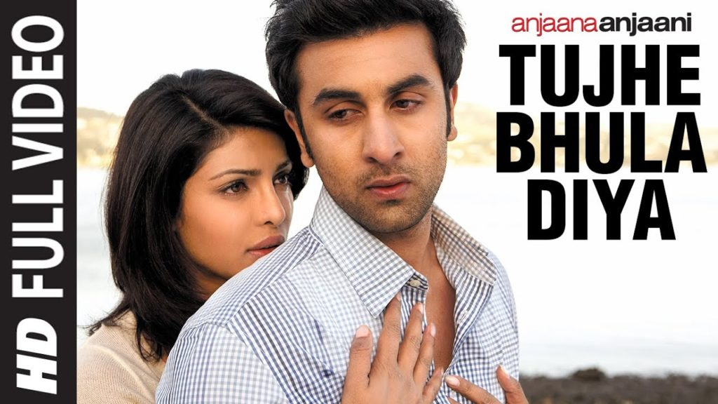 Tujhe Bhula Diya lyrics in English