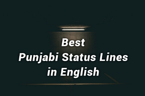 Punjabi Status Lines Best Punjabi Lines in English