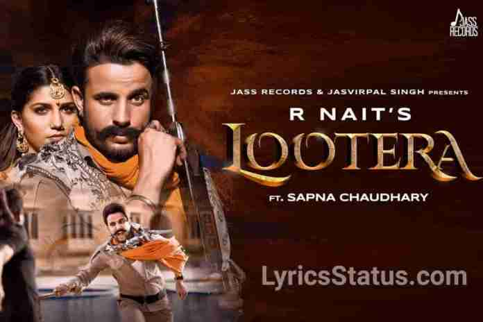 R Nait New Song Lootera Lyrics Status Black Background Video Download