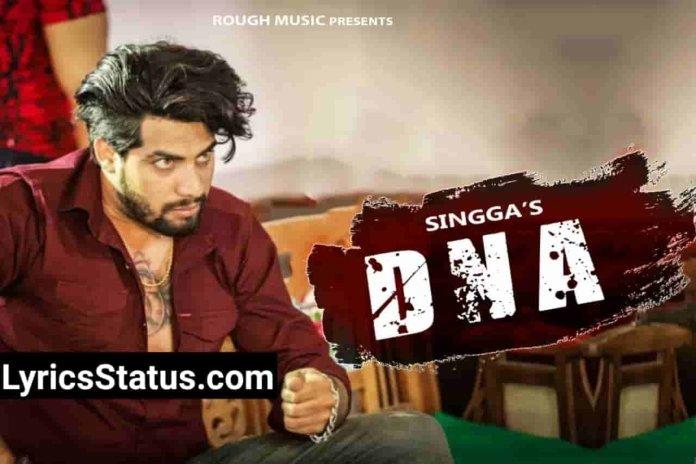 DNA Jatt Da Singga Lyrics & Status Download Video