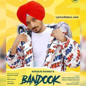Bandook Nirvair Pannu Lyrics Status Download Punjabi Song Gal Sun Sirre Diye Mutiyaare Ho Mapeyan Da Ladla Ae Son Goriye whatsapp status.