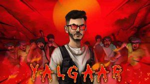 Yalgaar CarryMinati new song Lyrics Status Download Wily Frenzy Ek Kahani Hai Jo Sabko Sunani Hai Jalne Walo Ki Toh Rooh Bhi Jalani Hai video