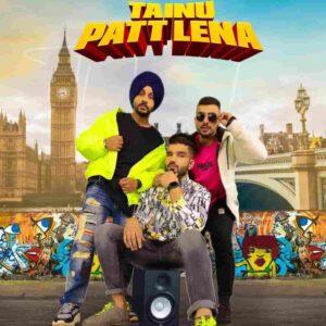 Tainu Patt Lena The Landers Lyrics Status Download Punjabi Song Ni Tainu Patt lena Laa shartan mutiyaare whatsapp status video Black Background