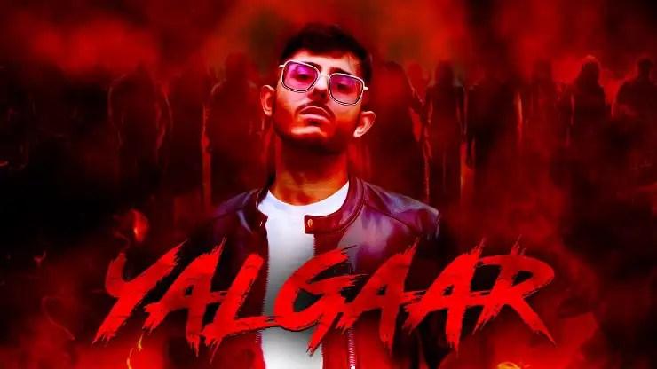 Yalgaar Lyrics