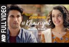 Khairiyat Lyrics - Chhichhore Movie - Arjit Singh