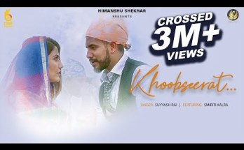 Khoobseerat Lyrics - Suyyash Rai