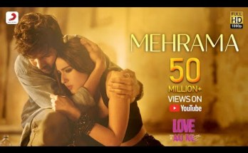 Mehrama Lyrics - Darshan Raval and Antara Mitra