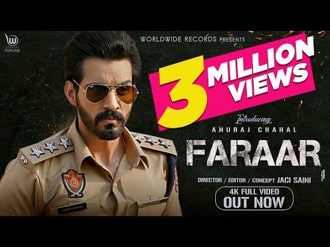Faraar Lyrics - Anurag Chahal