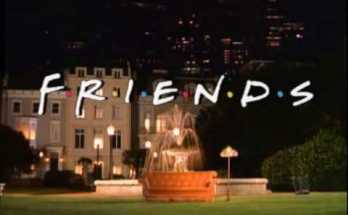 Friends TV Series Opening Theme Lyrics