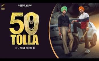 50 Tolla Lyrics - Mandeep Kahlon